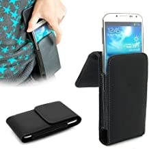 Funda Cuero Clip Bucle De Cinturón Holster Para iPhone 6 plus 5.5 pulgadas