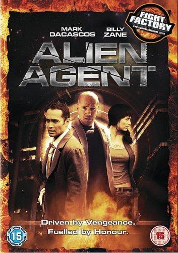 Alien Agent [DVD] [2009] by Mark Dacascos