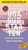 MARCO POLO Reiseführer USA Südstaaten: Reisen mit Insider-Tipps. Inklusive kostenloser Touren-App & Update-Service - Ole Helmhausen