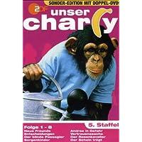 Unser Charly - Staffel 5/Folge 1-8 (Sonderedition mit Doppel-DVD)