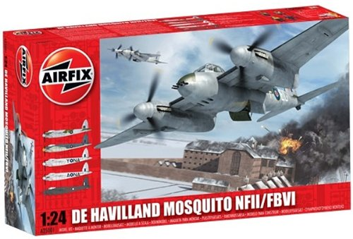 airfix-a25001-de-havilland-mosquito-124-scale-series-25-plastic-model-kit