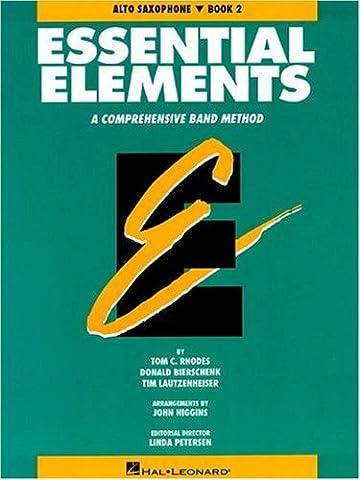 Essential Elements Book 2 - Eb Alto