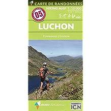05 LUCHON COMMINGES LOURON 1/50.000