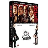 Coffret espion : red ; mr et mrs smith