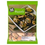 Morrisons Mussels Whole Fish, 360g (Frozen)
