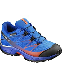 Salomon L39055300, Sneakers trail-running garçon