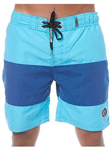 Light Herren Boardshort Vino blue/navy