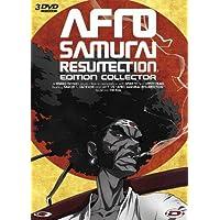Afro samurai résurrection