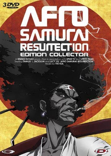 Afro Samurai Resurrection - Edition Collector [Édition Collector]