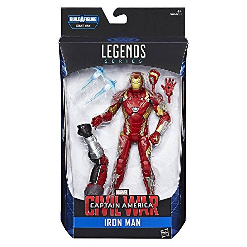 MARVEL LEGENDS CAPTAIN AMERICA CIVIL WAR: IRON MAN