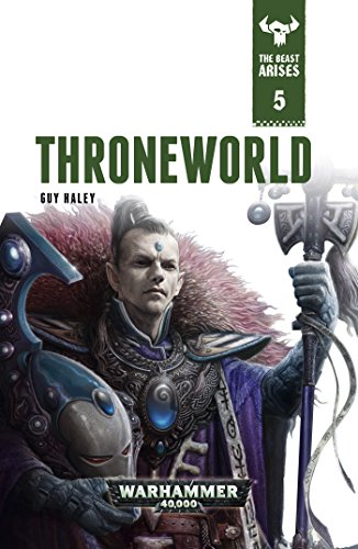 Cover Throneworld by Guy Haley