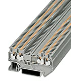 PHOENIX CONTACT Durchgangsklemme PT 1,5/S-QUATTRO, 50 Stück, 3208197