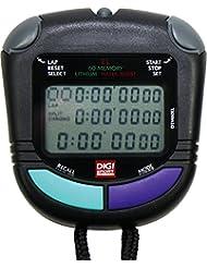 """DIGI Stoppuhr """"PC-91-EL"""" - 60 Memory"""