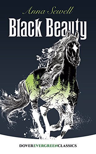 Pferd Bronc (Black Beauty (Dover Children's Evergreen Classics) (English Edition))