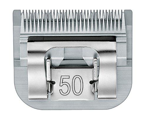 Samsebaer Edition Testina del rasoio elettrico, tutte le misure, dal MOSER 'snap on' originale, ad es. per: Aesculap Max 45 + Max 50, Aesculap, Oster e Andis, Modelli: Vedi descrizione, GT305, 0.2mm, #50