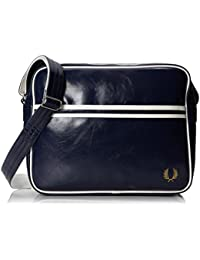 Fred Perry Classic Shoulder Bag Homme Sacs Bleu