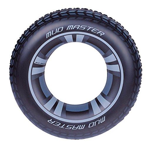 Preisvergleich Produktbild Bestway - Mud Master Swim Ring 91 cm, Schwimmring