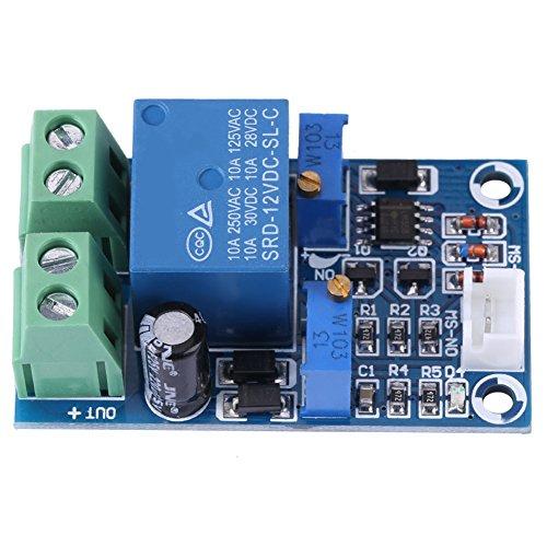 Modulo Batteria Di Accumulo, Interruttore Di Minima Tensione Batteria 12V Interruzione Bassa Tensione Accensione Automatica Modulo Di Protezione Recupero Modulo Cella Batteria Ib