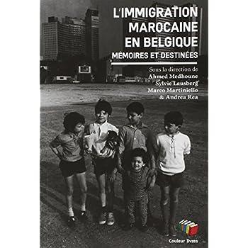 L immigration marocaine en Belgique