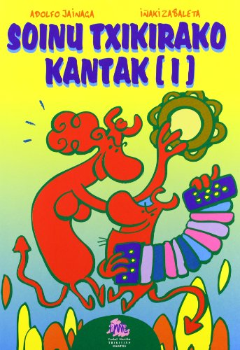 Soinu Txikirako Kantak I por Jainaga / Zabaleta