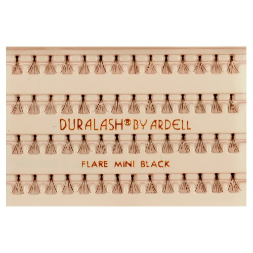 (3 Pack) ARDELL False Eyelashes - Duralash Short Black