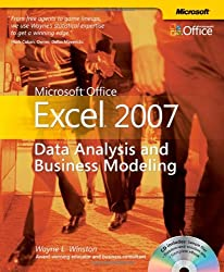 Microsoft® Office Excel® 2007: Data Analysis and Business Modeling (BPG-others)