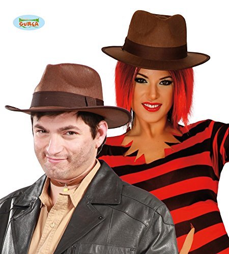 Guirca Fiestas GUI13965 - Indiana Jones Hut (Halloween Cowgirl)