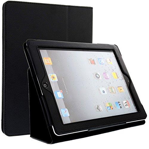 subtel® Smart Cover pour Apple iPad 2 / iPad 3 / iPad 4 Housse Pochette Flip Etui Cover