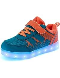 gemo chaussure lumineuse,Baskets Led lumineuses