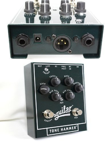 Aguilar Tone Hammer Preamp/Direct Box (Japan Import)