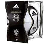 adidas Matchball Teamgeist WM2006 running white-black-metallic gold - 5
