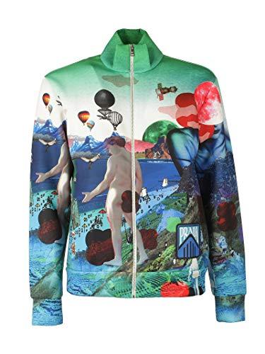 Prada Luxury Fashion Herren UJL058S1911TP1F0136 Multicolour Sweatshirt   Frühling Sommer 19