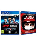 F1 2018 + Lauda (Blu Ray) PlayStation 4