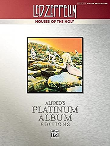 Led Zeppelin: Houses of the Holy Platinum Guitar (Alfred's Platinum Album Editions)
