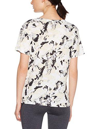 PUMA Aop Archive T-Shirt Femme Marshmallow/Aop