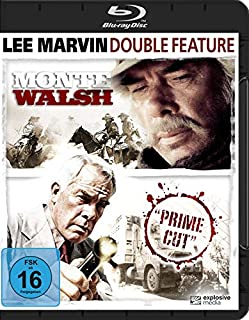 Lee Marvin Double Feature (Prime Cut & Monte Walsh) [Blu-ray]