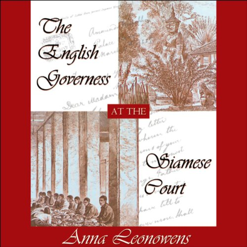 The English Governess at the Siamese Court  Audiolibri