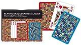 Piatnik Double Deck Dots Bridge Double Playing Cards