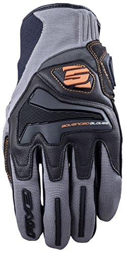Fünf Advanced Handschuhe RS4Erwachsene Handschuhe, Grau, Gr. 08
