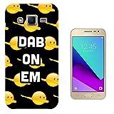 003183 - Dab dabbing on emoji Design Samsung Galaxy Grand
