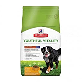 Hill's youthful vitality large breed adult pollo 10 Kg