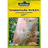 Tomaten Reifehaube 10x0,8m Garten Schutzhaube Schutzfolie LIGHT GROW DG 502847