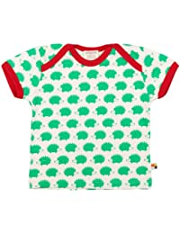 Loud + Proud - T-shirt manches courtes Mixte bébé - T-Shirt