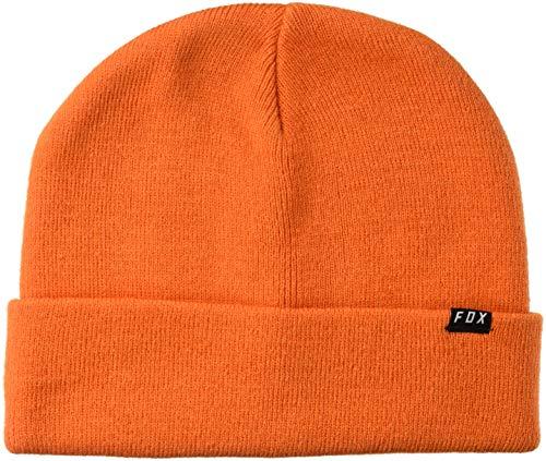 Fox Kappe, Orange, Größe OS
