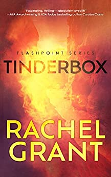 Tinderbox (Flashpoint Book 1) by [Grant, Rachel]