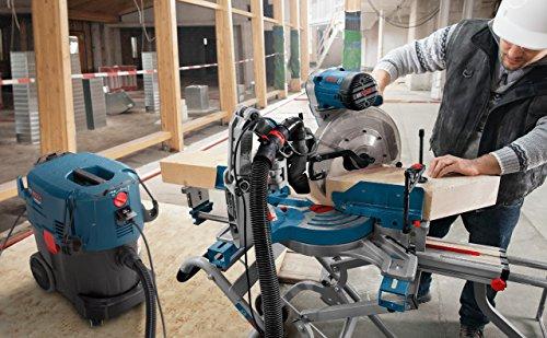 Bosch Professional Industriestaubsauger GAS 35 L SFC+ (1200 Watt, 35 L Behälter, 3 m Schlauch, im Karton) - 2