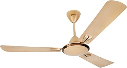 Ceiling fans buy ceiling fans online at best prices in india amazon usha striker galaxy 1200 mm 3 blades ceiling fan silver sage aloadofball Choice Image