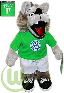 VfL Wolfsburg Maskotchen W/ölfi 50cm