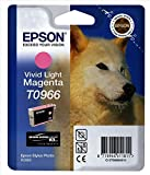 Epson T0966 Cartridge - Light Vivid Magenta
