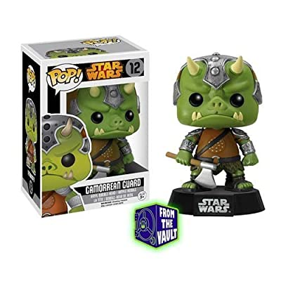 Star Wars Gamorrean Guard Pop! Vinyl Bobble Head